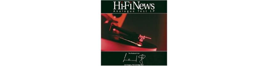 Test & Tuning LP