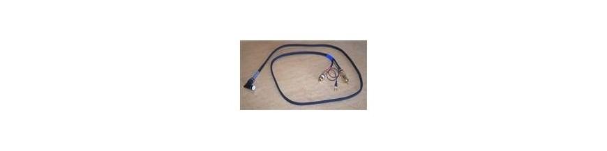 Phono DIN, RCA or XLR