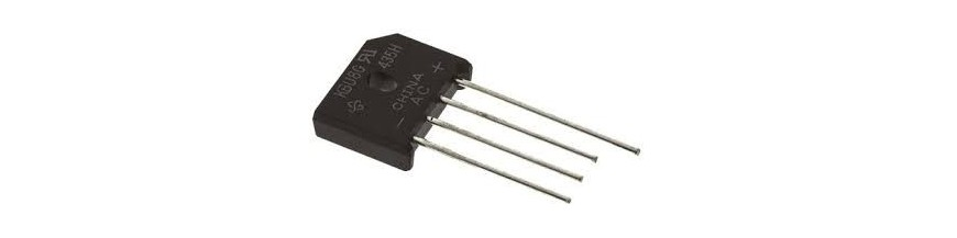 Rectifiers Bridge & Diodes