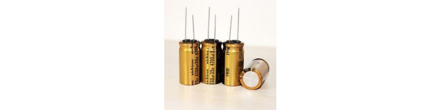 Capacitors Electrolytic