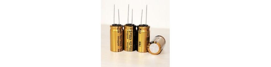 Condensatori Elettrolitici polarizzati