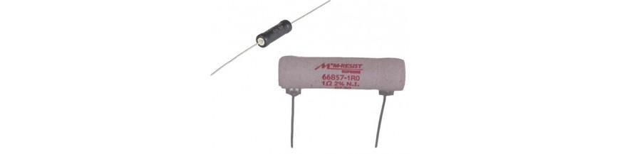 Wirewound induction free