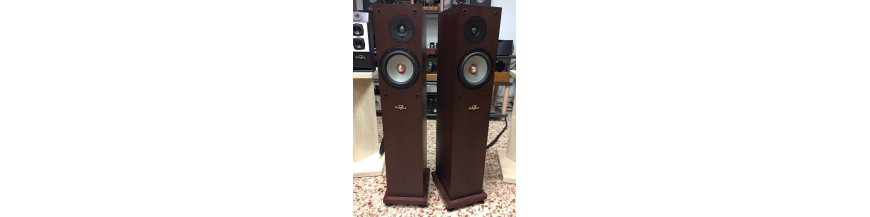 Floor loudspeakers systems and Kit