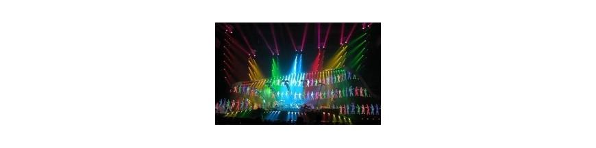 Stage - Music - DJ - PA