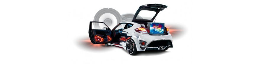Loudspeakers CAR & Accessories