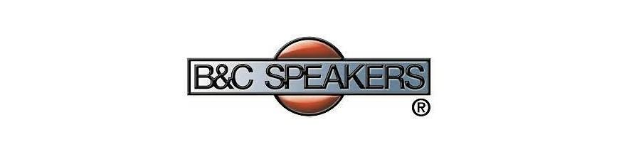 B&C Loudspeakers