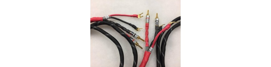 AK HiFi cables (made in Italy and assembled)