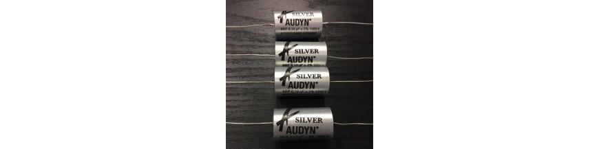 Audyn Cap Silver