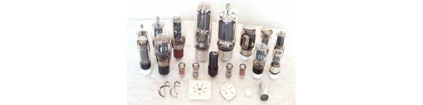 TUBES Sockets & Accessories