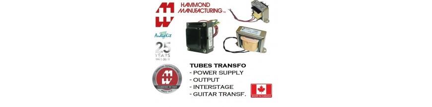 Trasformatori - Indutt - Contenitori HAMMOND