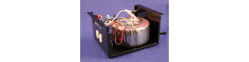 power supply - round backed
