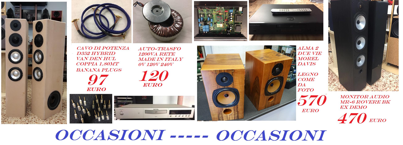 occasioni audiokit