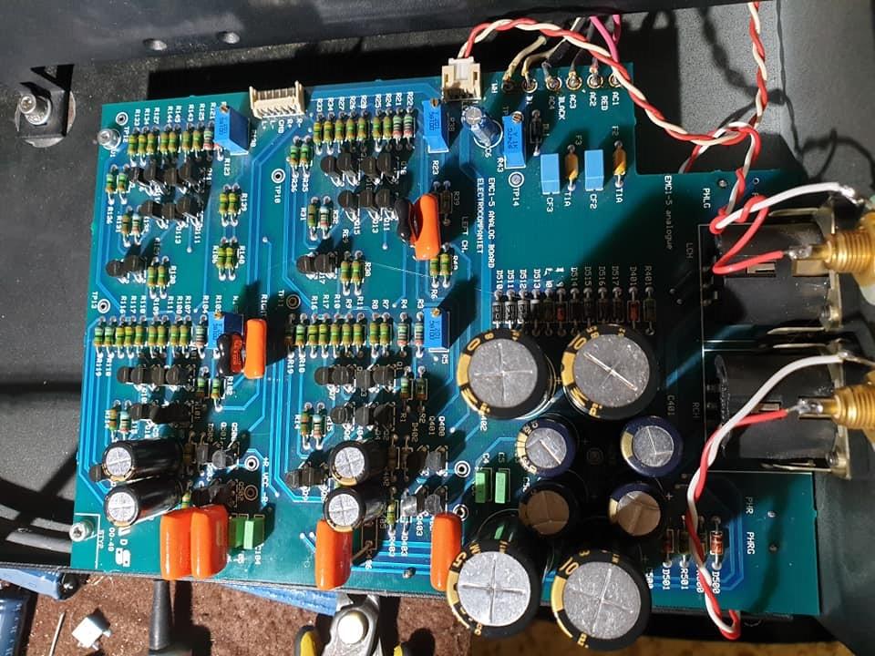 electro companient upgrade audiokit