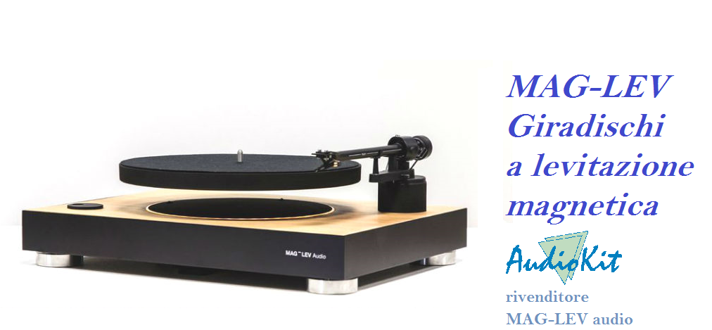 maglev levitating turntable