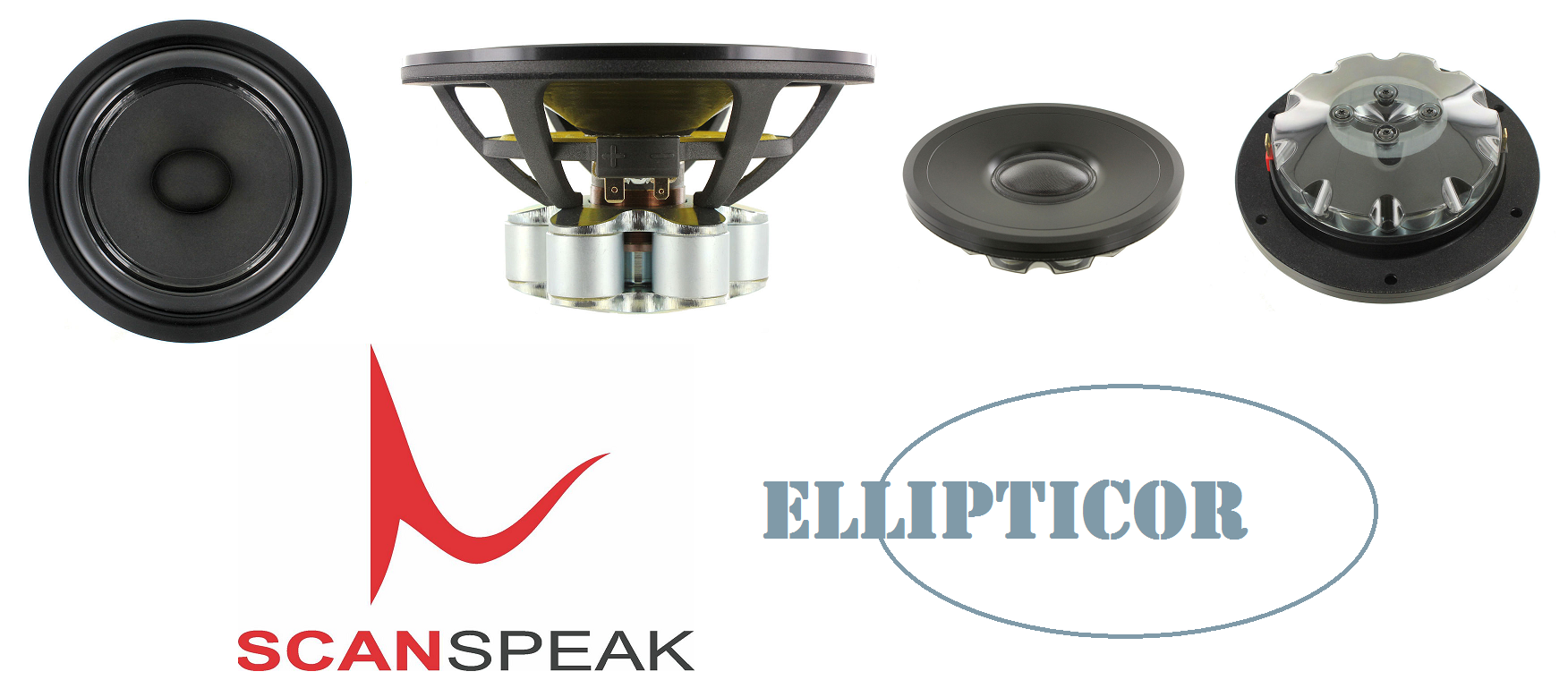 Scan Speak New Ellipticor Series