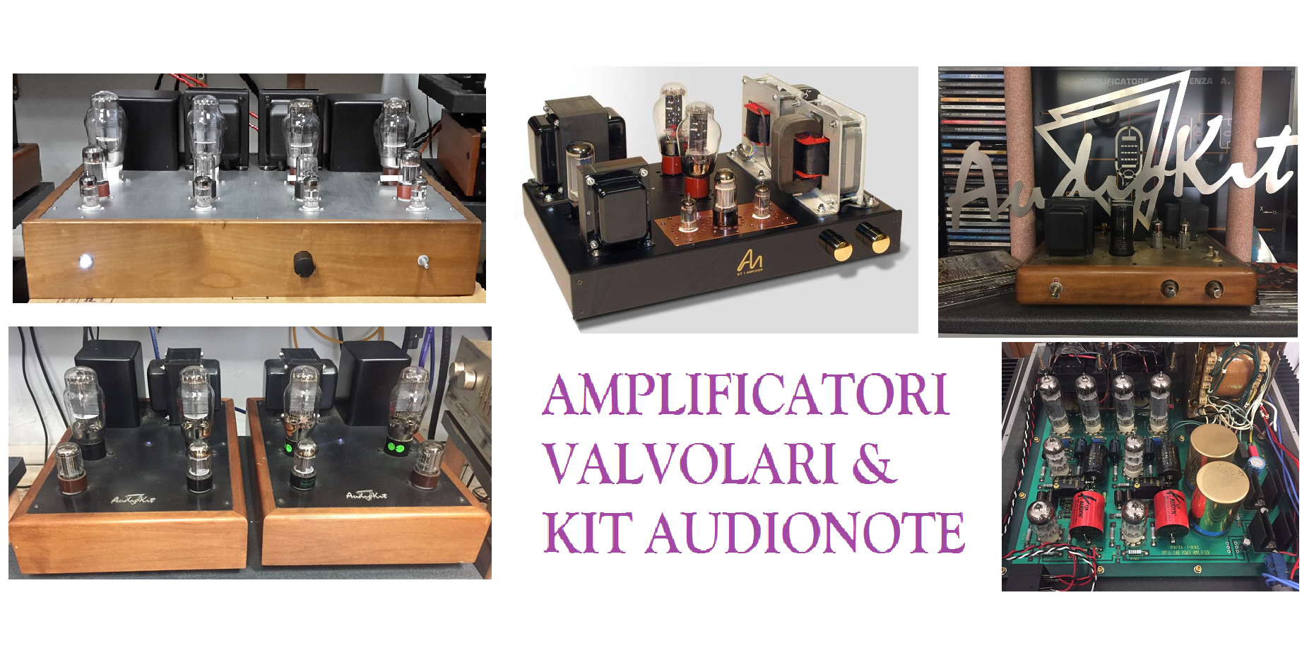 audio note kits