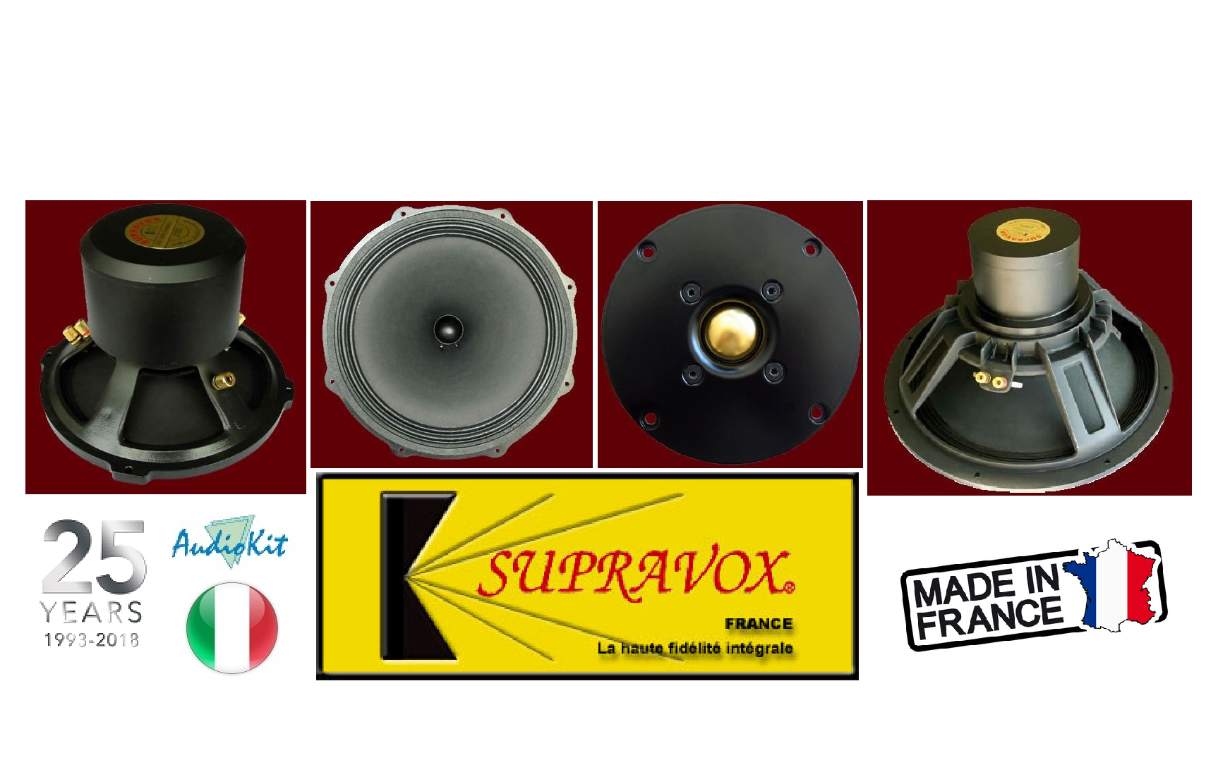 supravox speakers